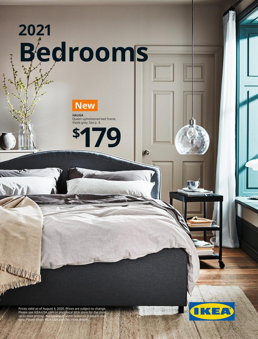 2021 Bedroom Brochure Page 1