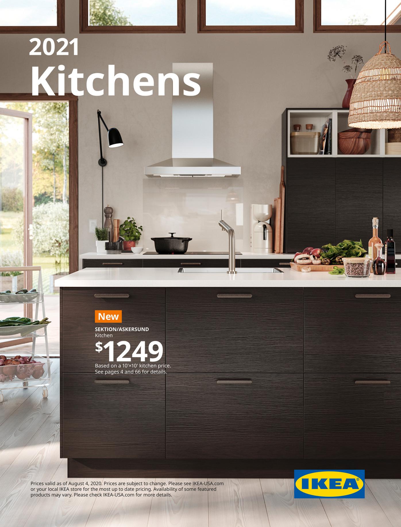Ikea Kitchen Brochure 2021 Page 1