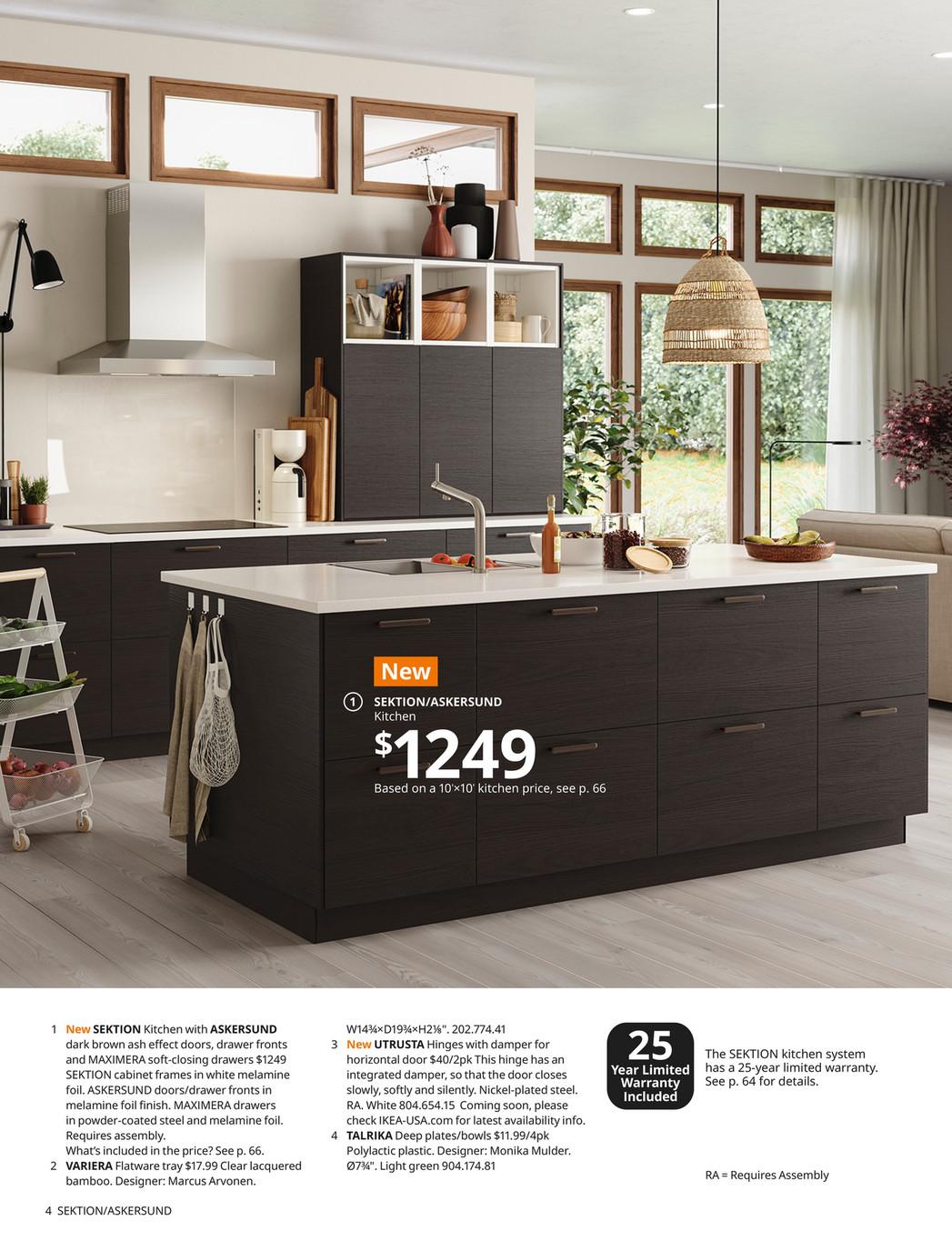IKEA Kitchen Brochure 100 - Page 10